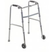 Ходунок для взрослых с 2 колесиками