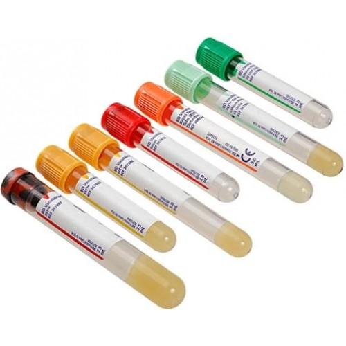 Пробирки для сбора крови Vacutainer