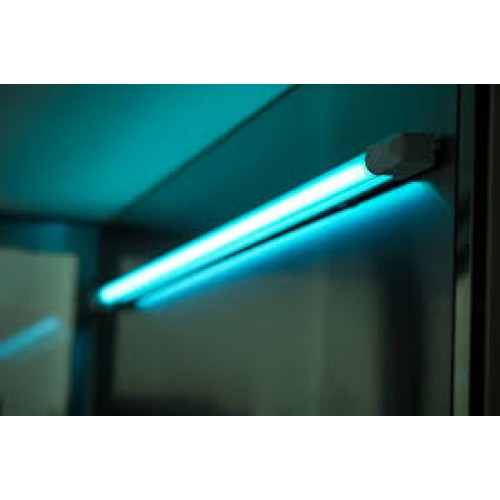 Бактериoцидные лампы (1/2 лампы)