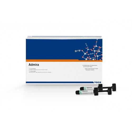 Адмира Светоотверждаемый конденсируемый пломбировочный материал на основе ормокеров (Ormocer®)