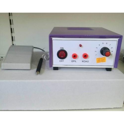 Аппарат для эпиляции волос с коагуляцией