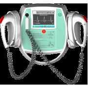 Дефибриллятор-монитор автоматический с многоразовыми электродами ДФР-03-УОМЗ